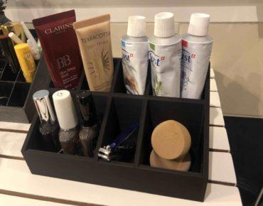 Small makeup box