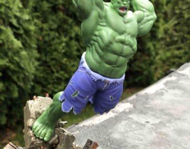 Hulk en furie