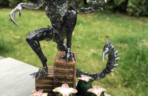 Alien Xenomorphe