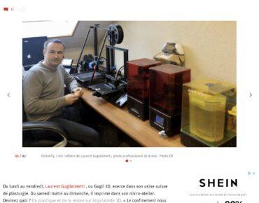Gugli3D dans la presse !
