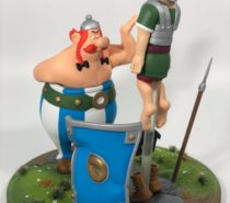 Obelix vs Legionnaire Romain